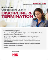 termination and discipline in the workplace Gives introductory guidance on discipline and grievance procedures  the labour relations commission (now workplace relations commission) has.